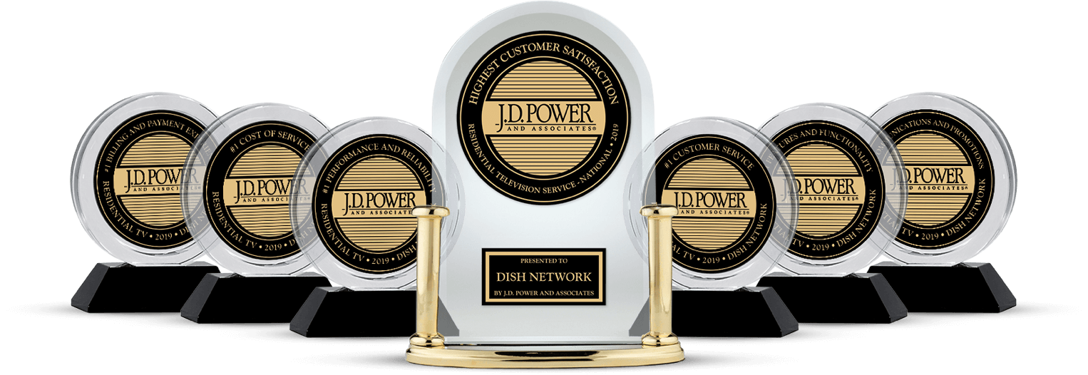 DISH Customer Satisfaction - Ranked #1 by JD Power - TV MAS SATELLITE, Your Home Entertainment in Los Banos, California - DISH Authorized Retailer