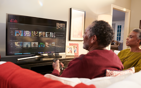 Customers 55+ Receive their first On Demand Movie Rental FREE Each Month from TV MAS SATELLITE, Your Home Entertainment in Los Banos, California