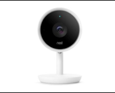 Nest Cam IQ Indoor - Smart Home Technology - Los Banos, California - DISH Authorized Retailer