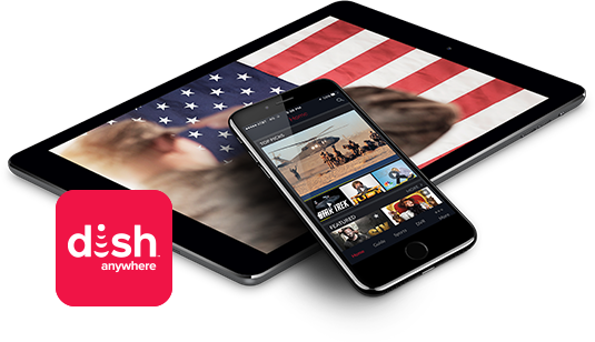DISH Anywhere from TV MAS SATELLITE, Your Home Entertainment in Los Banos, California - A DISH Authorized Retailer